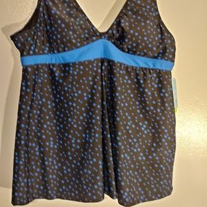 Tropical Escape swimwear bathing suit size 20W